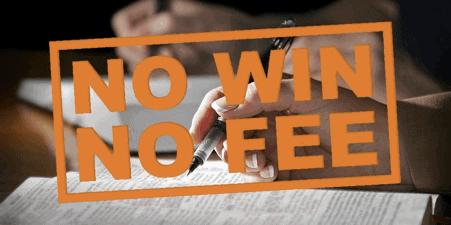 best no win no fee solicitors